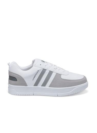 Lumberjack Erkek Beyaz Sneakers 100549943  Beyaz